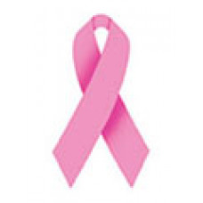 Pink Ribbon Temporary Tattoo
