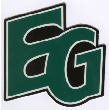 "Elmwood High School ""Elmwood Giants"" Temporary Tattoo"
