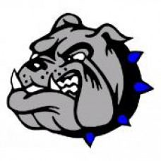 "Churchill High School ""Churchill Bulldogs"" Temporary Tattoo"