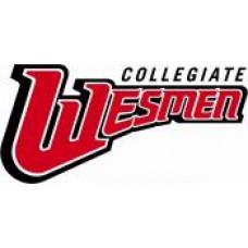 "University of Winnipeg Collegiate ""Wesmen"" Temporary Tattoo"