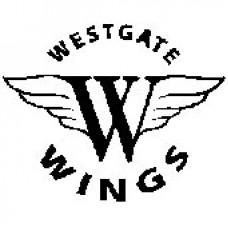 "Westgate Mennonite Collegiate ""Wings"" Temporary Tattoo"