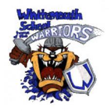 "Whitemouth School ""Warriors"" Temporary Tattoo"