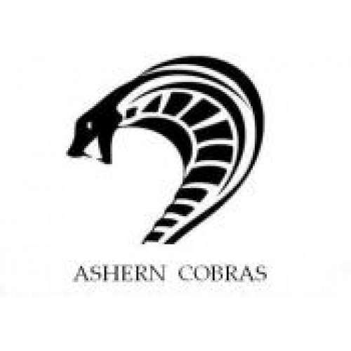 "Ashern Central School ""Ashern Cobras"" Temporary Tattoo"