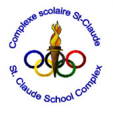 "St. Claude School Complex ""Olympiens"" Temporary Tattoo"
