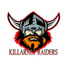 "Killarney School ""Killarney Raiders"" Temporary Tattoo"