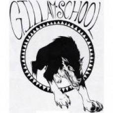 "Gillam School ""Timberwolves"" Temporary Tattoo"