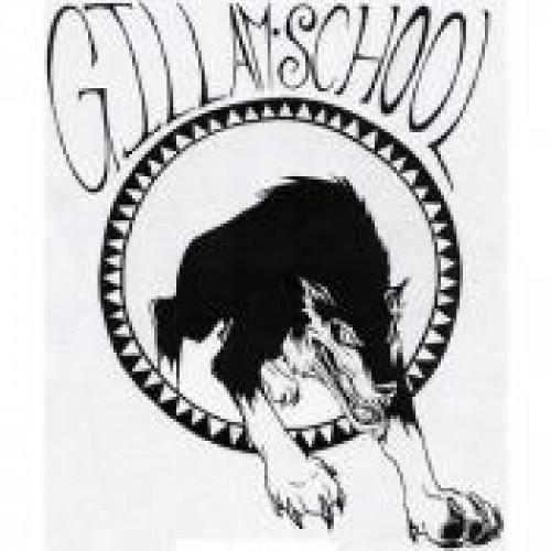 "Gillam School ""Timberwolves"" Temporary Tattoo"
