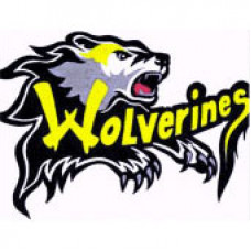 "Peguis Central School ""Peguis Wolverines"" Temporary Tattoo"