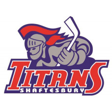 "Shaftesbury High School ""Titans"" Temporary Tattoo"
