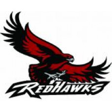 "Rosenort Collegiate ""Redhawks"" Temporary Tattoo"