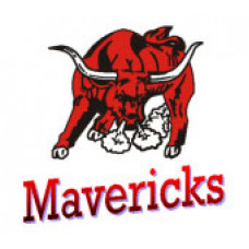 "McCreary School ""Mavericks"" Temporary Tattoo"