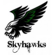 "Strathclair School ""Skyhawks"" Temporary Tattoo"