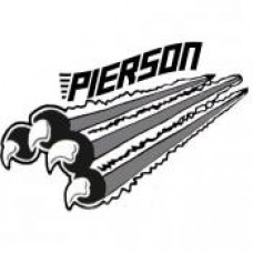 "Pierson Collegiate ""Panthers"" Temporary Tattoo"