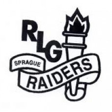 "Ross L. Gray School ""Raiders"" Temporary Tattoo"