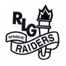 "Ross L. Gray School ""Raiders"" Temporary Tattoo"