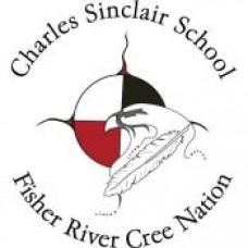 "Charles Sinclair School ""Hawks"" Temporary Tattoo"