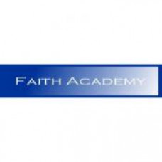 "Faith Academy ""Lightning"" Temporary Tattoo"