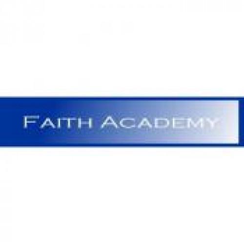 """Faith Academy """"Lightning"""" Temporary Tattoo"""