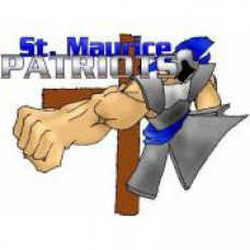 "St. Maurice High School ""Patriots"" Temporary Tattoo"