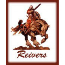 "Kildonan East ""Reivers"" Temporary Tattoo"