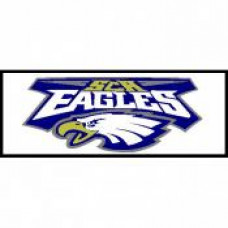 "Springs Christian Academy ""Eagles"" Temporary Tattoo"