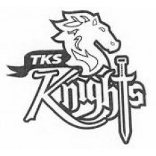 "The King's School ""Knights"" Temporary Tattoo"