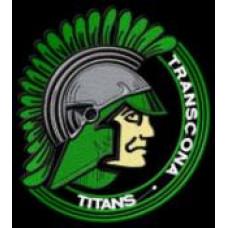 """Transcona Collegiate """"Titans"""" Temporary Tattoo"""
