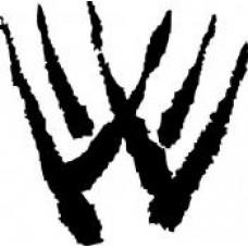 "West Kildonan ""Wolverines"" Temporary Tattoo"