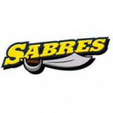 "Steinbach Regional Secondary ""Sabers"" Temporary Tattoo"