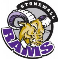 "Stonewall Collegiate ""Rams"" Temporary Tattoo"