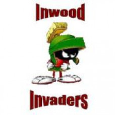 "Inwood School ""Inwood Invaders"" Temporary Tattoo"