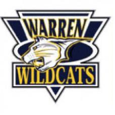 """Warren Collegiate """"Wildcats"""" Temporary Tattoo"""