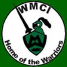 """William Morton Collegiate """"Warriors"""" Temporary Tattoo"""