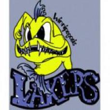 "Winnipegosis Collegiate ""Lakers"" Temporary Tattoo"