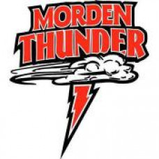 "Morden Collegiate ""Thunder"" Temporary Tattoo"