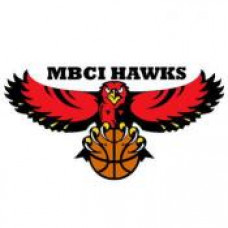 "Mennonite Brethren Collegiate Institute ""Hawks"" Temporary Tattoo"
