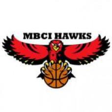 """Mennonite Brethren Collegiate Institute """"Hawks"""" Temporary Tattoo"""