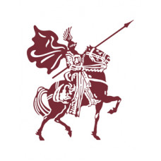 "St. Paul's High School ""Crusaders"" Temporary Tattoo"