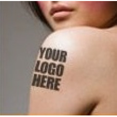 1,000 Custom Temporary Tattoos