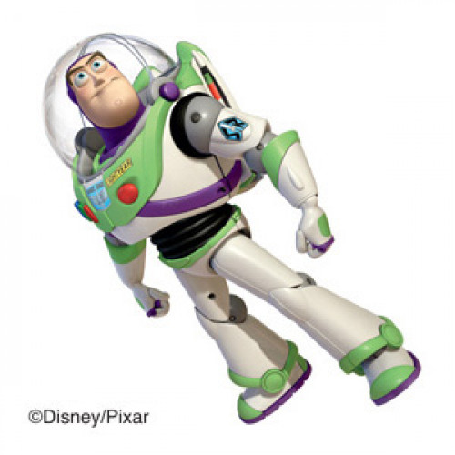 Buzz Lightyear Temporary Tattoo