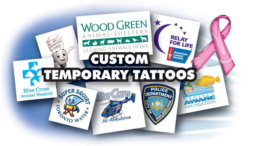 Make Custom Temporary Tattoos